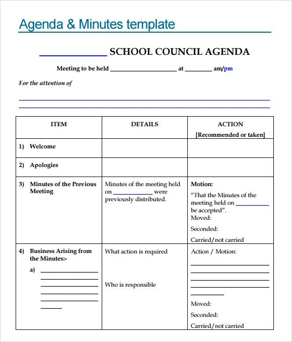 Agenda Template Example Temp_Meetingagendaweekly Jpg Free Meeting - meetings template