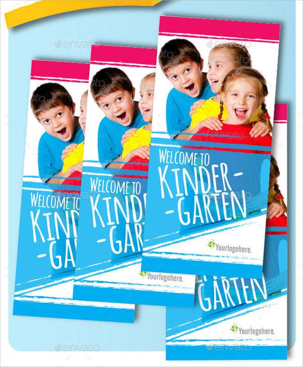 9+ Preschool Brochures Sample Templates - sample preschool brochure