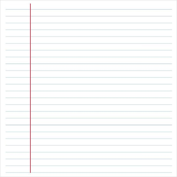 Wide-Ruled-Notebook-Paper-Templatejpg (600×600) macieu0027s - printable letter paper with lines