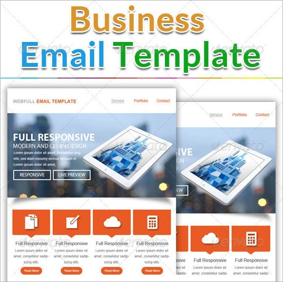 6+ Sample Business Emails - PDF, Word