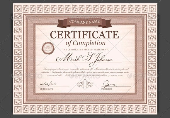 certificate of completion text - Jolivibramusic