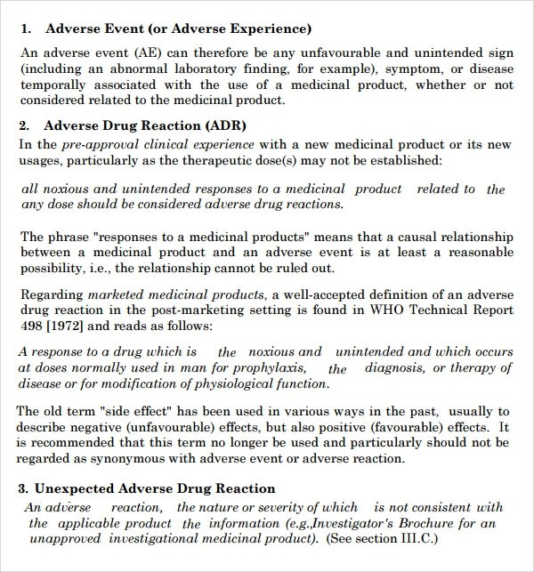 8+ Investigator Brochures - Word, PDF - brochure format word