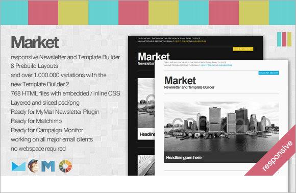 6+ Sample Marketing Email Templates Sample Templates