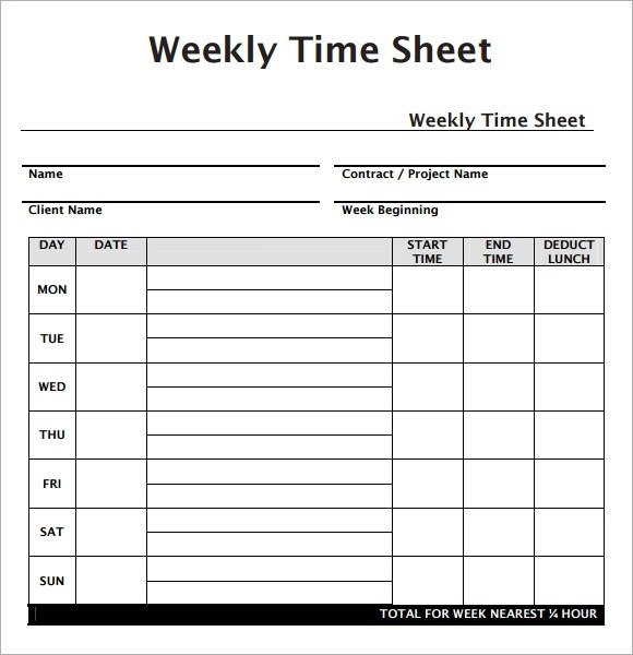Excel Timesheet Calculator Template Free Download Weekly Timesheet Template Search Results Calendar 2015