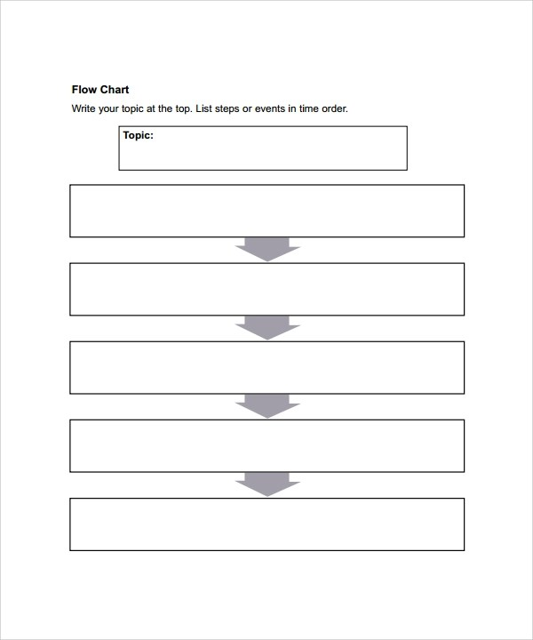 8 Sample Blank Chart Templates to Download Sample Templates - Blank Chart Templates