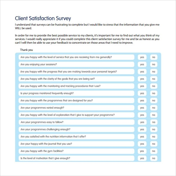 Parent Survey Template Parent School Satisfaction Survey Template