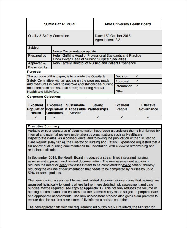 9+ Nursing Assessment Samples Sample Templates - nursing assessment template