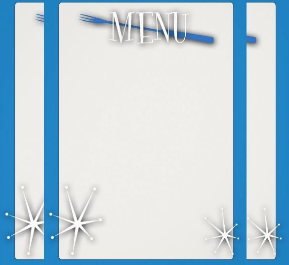 free blank card template