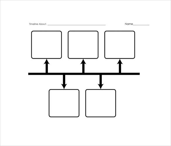 Blank Timeline Template Blank Timeline Template Blank ~ Timeline - blank timeline pdf