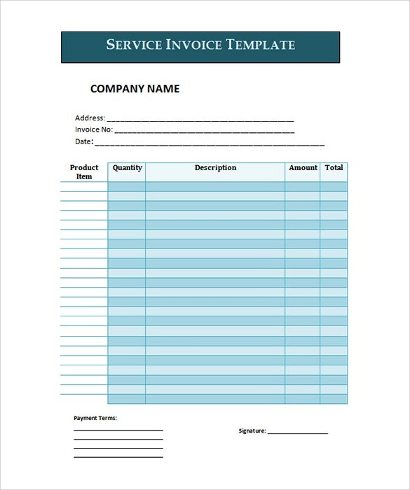 invoice template for services provided - livmoore.tk, Invoice templates
