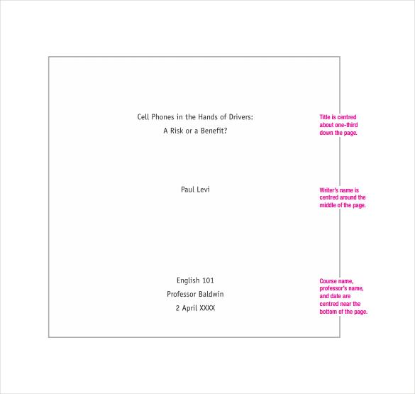 Mla format outline template download - Outline Template Mla Format