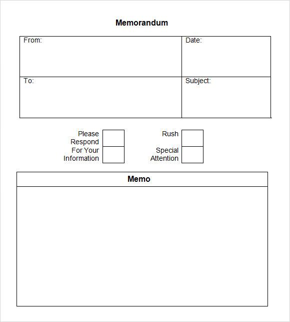 7+ Company Memo Templates Sample Templates - company information template