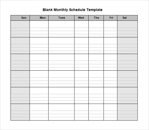 Google Forms Create And Analyze Surveys For Free Free Blank Schedule Template Calendar Template 2016