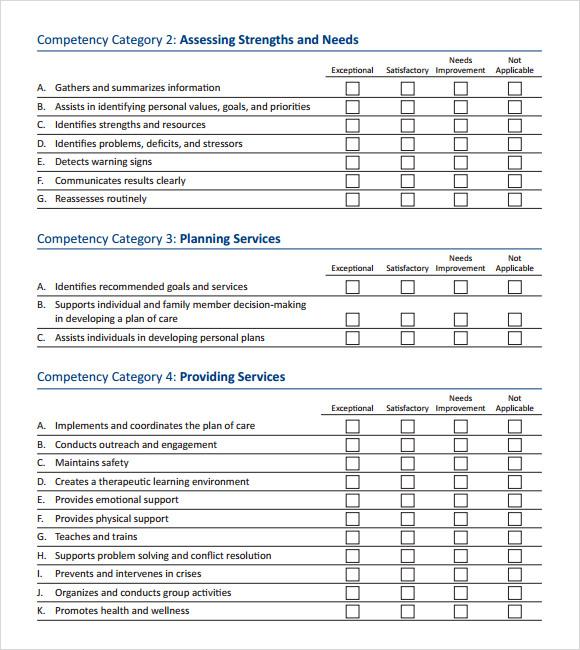 Information Technology Employee Evaluation Form Authorization - staff evaluation form