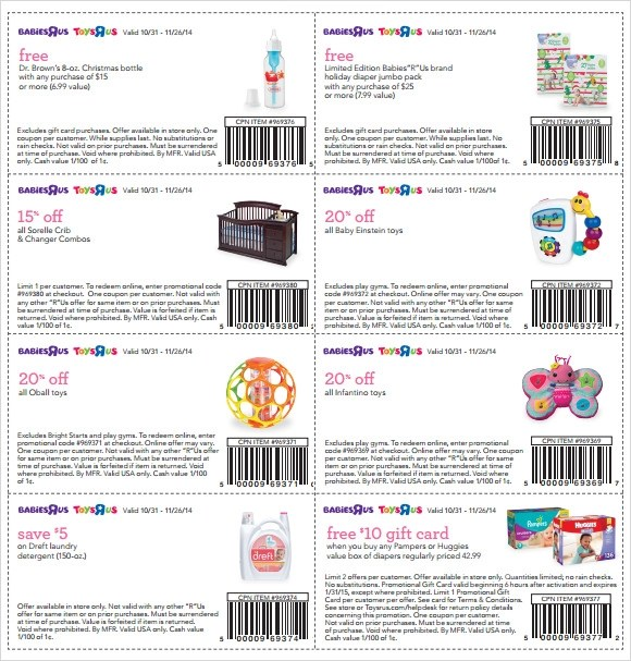 10 Sample Blank Coupon Templates to Download Sample Templates - coupon templates for word