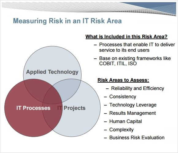 7 IT Risk Assessment Templates \u2013 Free Samples , Examples  Format