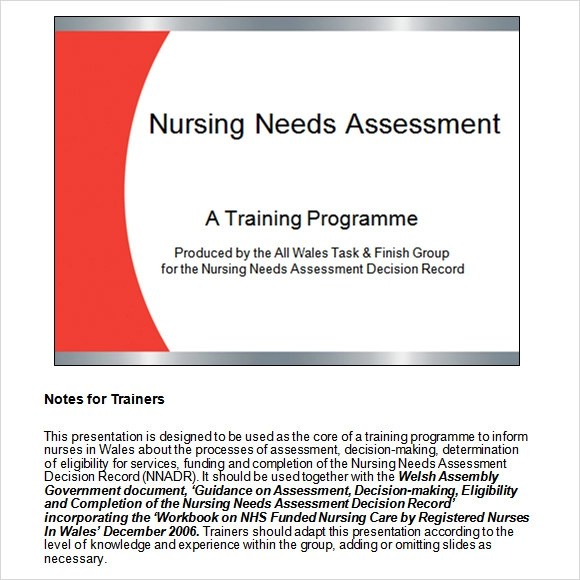 how to write a nursing assessment - Thevillas