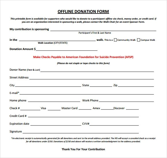 donor form - Solidgraphikworks - Donation Form Templates
