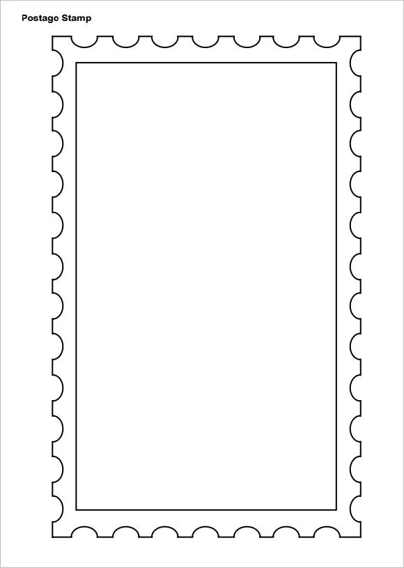 10+ Stamp Samples Sample Templates - stamp template