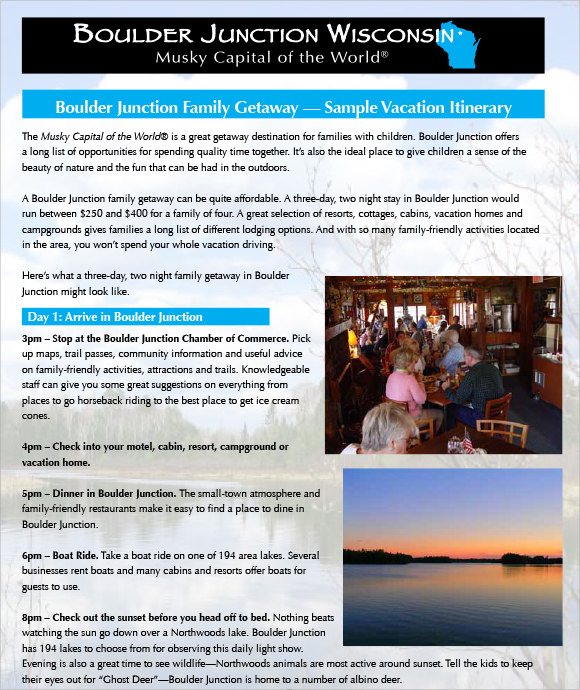 7 Sample Trip Itinerary Templates to Download Sample Templates
