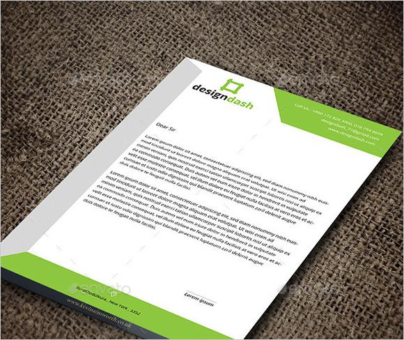 7+ Sample Corporate Letterheads Sample Templates