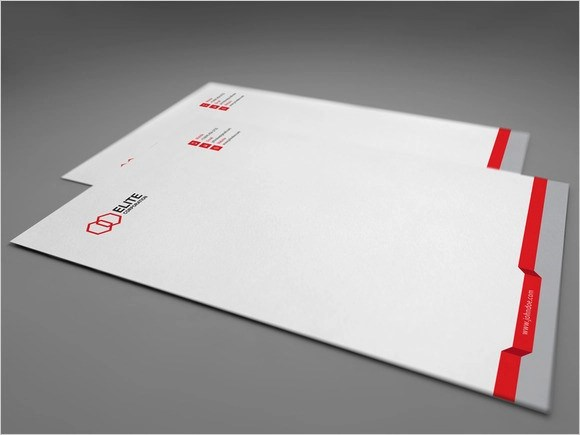 7+ Sample Corporate Letterheads Sample Templates - psd letterhead template