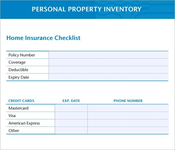 inventory format hitecauto - property inventory template