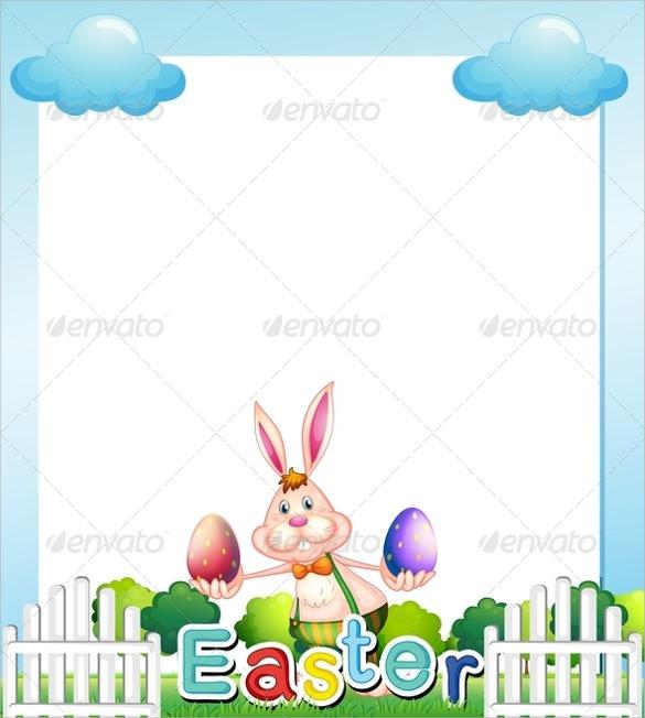 Sample Easter Postcard Template Handmade Easter Card, Happy - sample easter postcard template