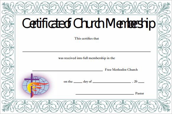 15 Membership Certificate Templates \u2013 Free Samples , Examples