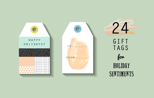 10+ Gift Tags - Vector EPS, AI Illustrator
