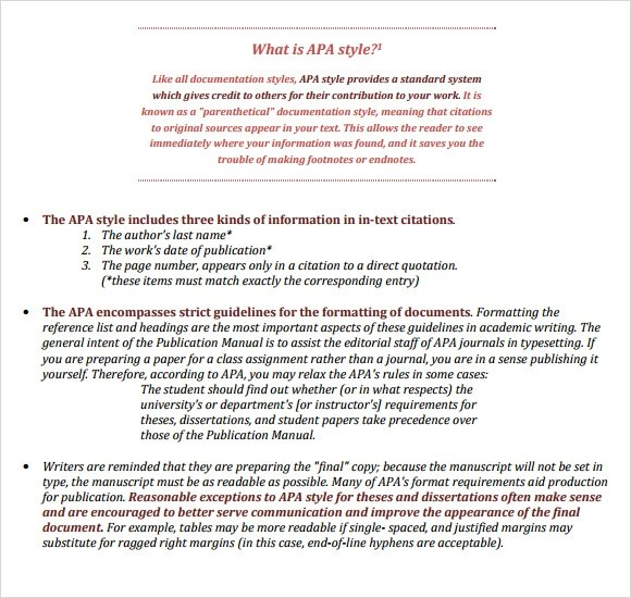 apa style dissertations headings Apa 6 dissertation headings apa style headings for dissertation this section provides a segment from our upcoming apa style in-text citations of the social sciences.