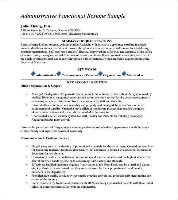 key accomplishments examples administrative assistant - Elitaaisushi