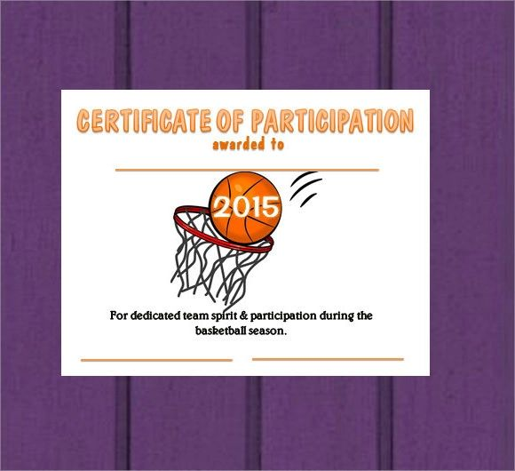 certificate free printable