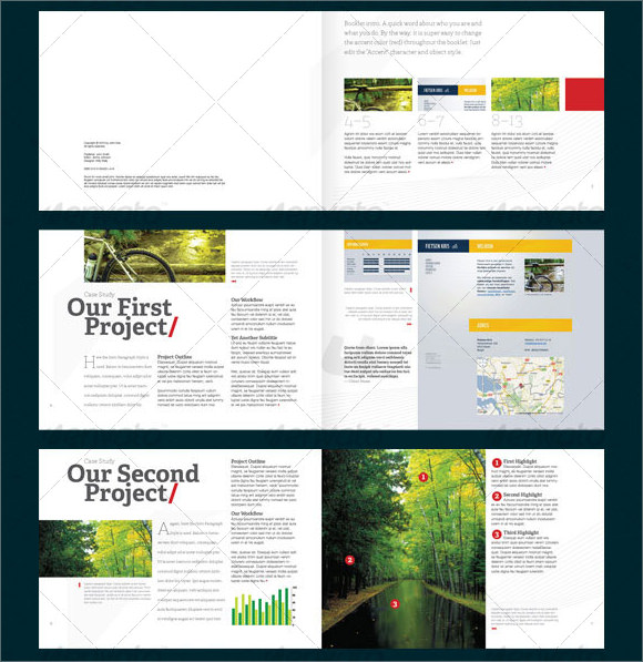 Case Study Template - 6+ Download in PDF, PSD