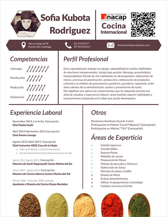14 Useful Sample Chef Resume Templates to Download Sample Templates