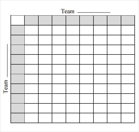 Sample Football Pool - 7+ Documents in PDF, Word, Excel