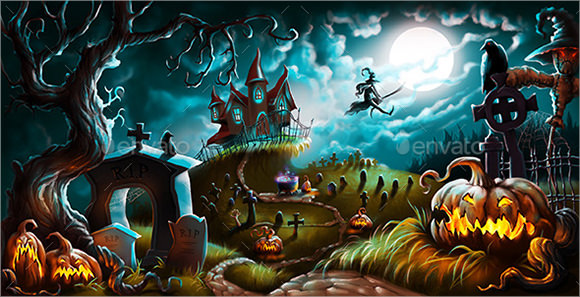 10 Amazing Halloween Templates to Download Sample Templates