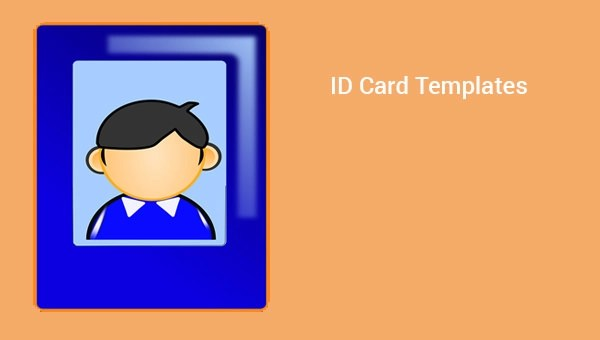 67+ Amazing ID Card Templates to Download - AI, Word, Apple Pages