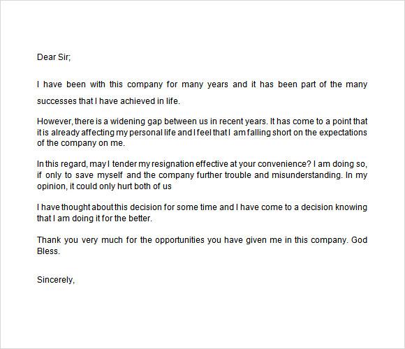 Short letter of resignation insrenterprises short letter of resignation spiritdancerdesigns Image collections