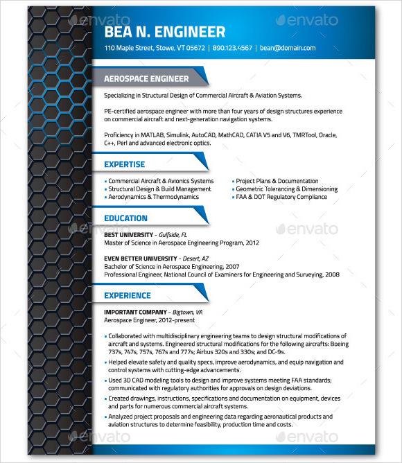 Free Cv Template Civil Engineer - free engineering resume templates