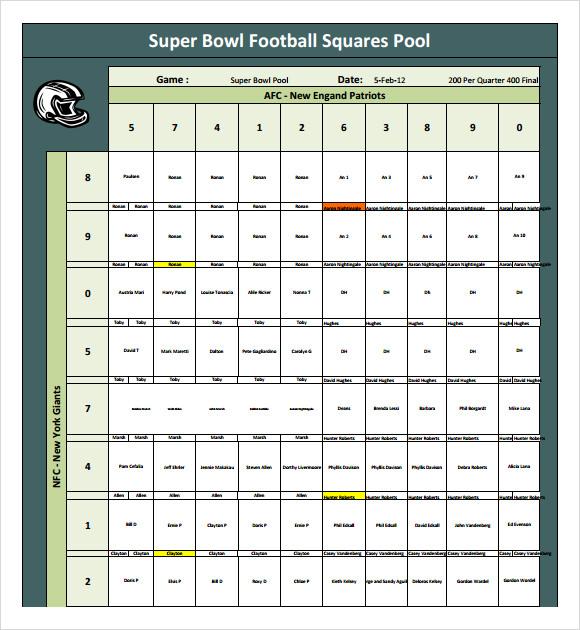 football pool templates - Ukransoochi - football pool template