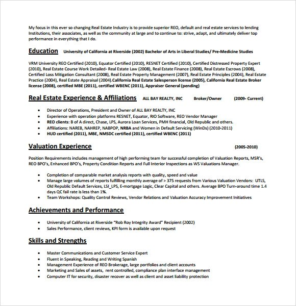 16+ Sample BPO Resumes Sample Templates