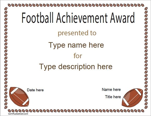 printable basketball certificate templates datariouruguay - football certificate template
