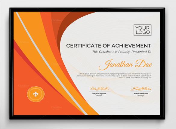 Best teacher award certificate template - visualbrainsinfo