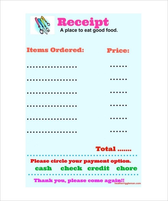 Hand delivery receipt template - visualbrainsinfo - hand delivery receipt template