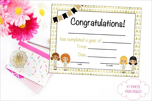 26+ Sample Certificate of Completion Templates Sample Templates - certificate of completion sample