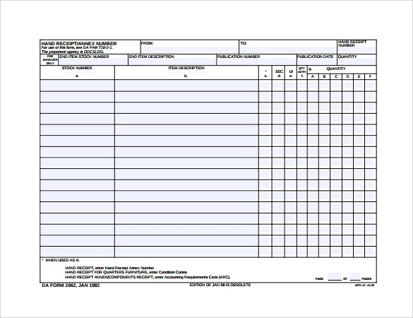 18 Payment Receipt Templates \u2013 Free Examples, Samples  Format - printable receipt for services