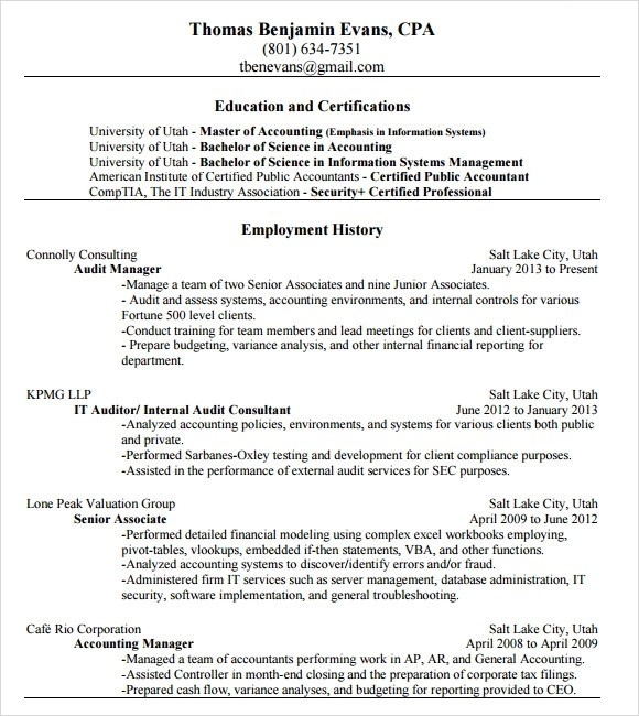 Customize writing If You Need Help Writing A Paper, Contact public - certified public accountant resume