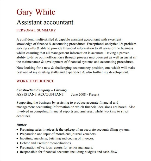 sample resume accounting monash university sample resume