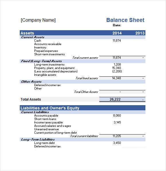 Sample Financial Plan - 10+ Documents In PDF, Word, Excel, Google